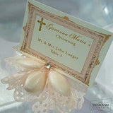 CRF Sangallo Crystal with Personalized Escort Card