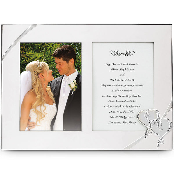 True Love™ Double Invitation Frame