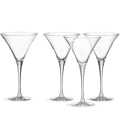 Lenox Tuscany Classics® 4-piece Martini Glass Set Dalmazio Design