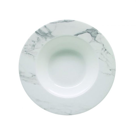 Villa Bianca Soup Bowl, Grey