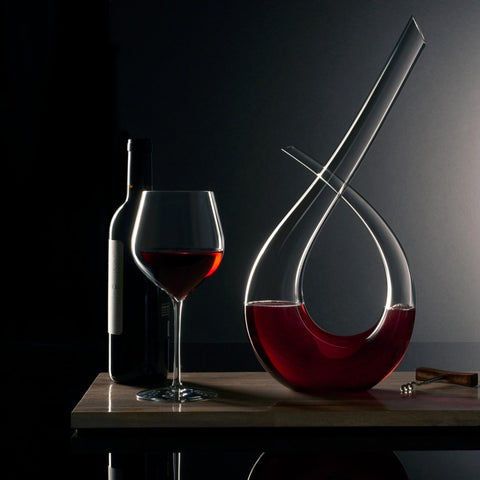 Waterford Elegance Accent Decanter Dalmazio Design