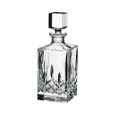 Dalmazio Design - Waterford Lismore Decanter Square 26 Oz
