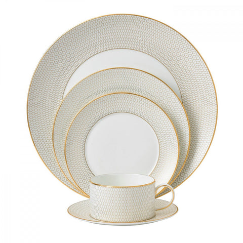 Wedgwood Arris 5-Piece Place Setting - OUT OF STOCK Dalmazio Design