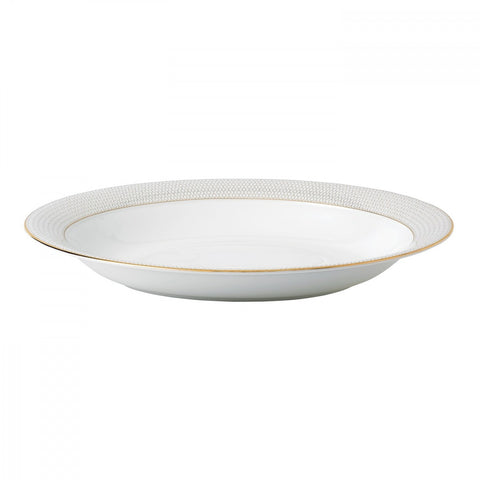Wedgwood Arris Oval Serving Bowl Dalmazio Design
