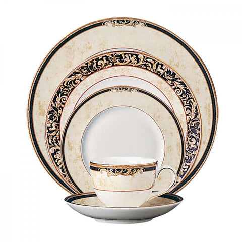 Wedgwood Cornucopia 5-Piece Place Setting Dalmazio Design