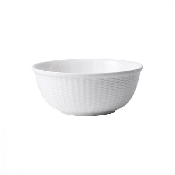 Wedgwood Nantucket Basket 6in Stacking Bowl Dalmazio Design