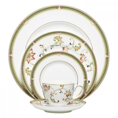 Wedgwood Oberon 5-Piece Place Setting Dalmazio Design