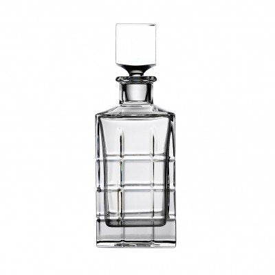 Dalmazio Design - Waterford Cluin Decanter Square 28 Oz