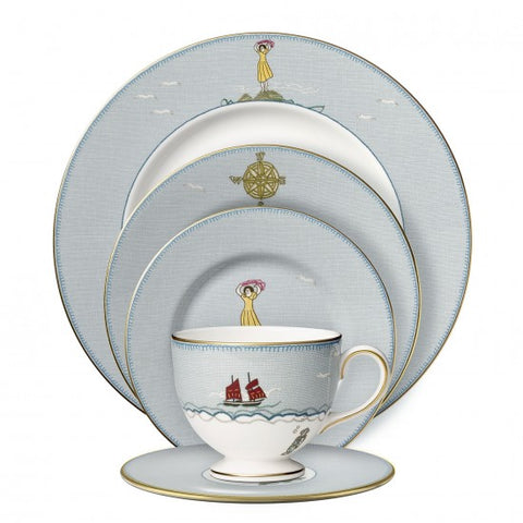 Sailor's Farewell 5-Piece Place Setting