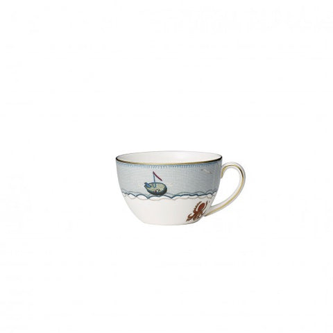 Sailor's Farewell Breakfast Cup & Saucer Set