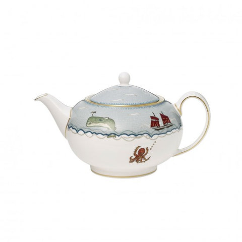 Sailor's Farewell Teapot L/S 37.2 Oz