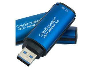 KINGSTON TECHNOLOGY 16GB DTVP30 FIPS 197 SECURE USB 3.0 - RCE Computers Online