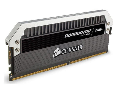 CORSAIR MEMORY DOM PLAT DDR4 4X4GB 3000MHZ C15 - RCE Computers Online