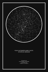 Custom Star Map