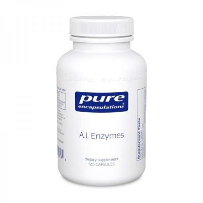 A.I. Enzymes (#120 capsules)