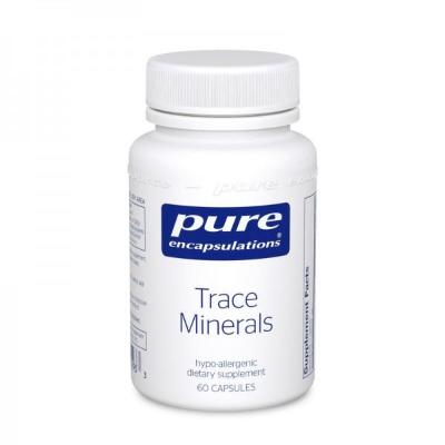 Trace Minerals (#60 capsules)