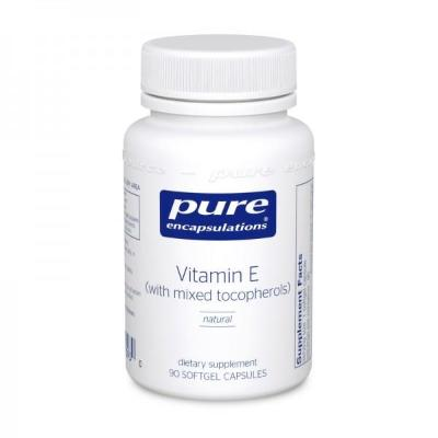 Vitamin E (with mixed tocopherols)