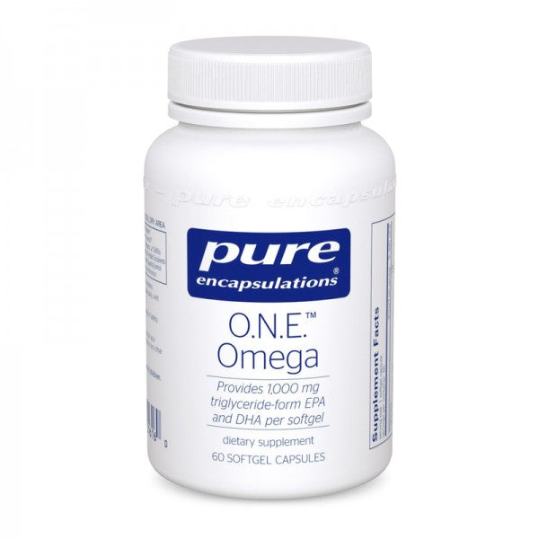 Fish Oil with Free Ice (High-potency Omega-3)