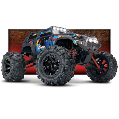 1/16 Traxxas 4wd Summit - All Parts and Upgrades