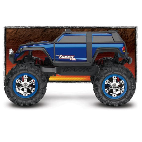 1/16 Traxxas 4wd Summit VXL - All Parts and Upgrades
