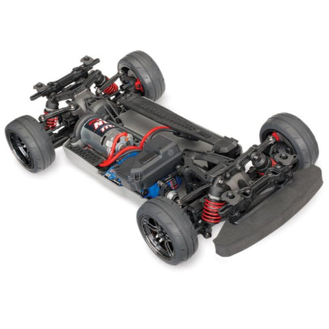 1/10 Traxxas 4-Tec 2.0 - All Parts and Upgrades