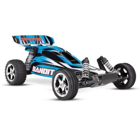1/10 Traxxas 2wd Bandit - All Parts and Upgrades