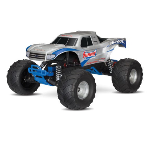 1/10 Traxxas 2wd Bigfoot - All Parts and Upgrades