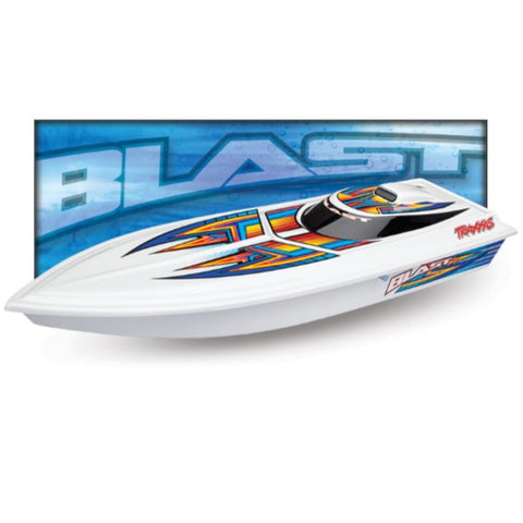 Traxxas Blast Race Boat - All Parts and Upgrades