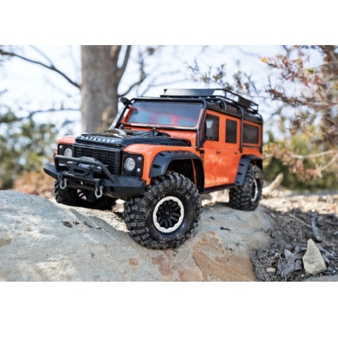 1/10 Traxxas TRX-4 Defender - All Parts and Upgrades