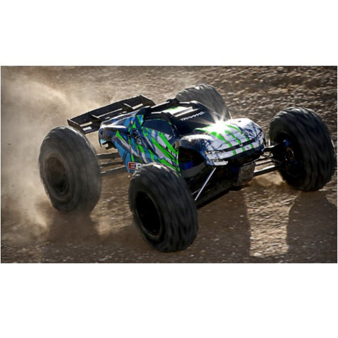1/10 Traxxas E-Revo 2 - All Parts and Upgrades