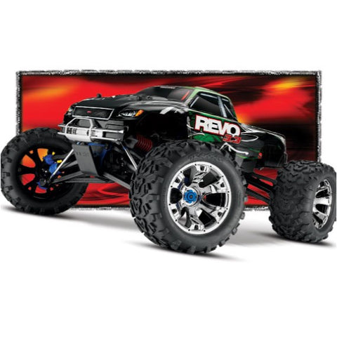 1/10 Traxxas Revo 3.3 - All Parts and Upgrades