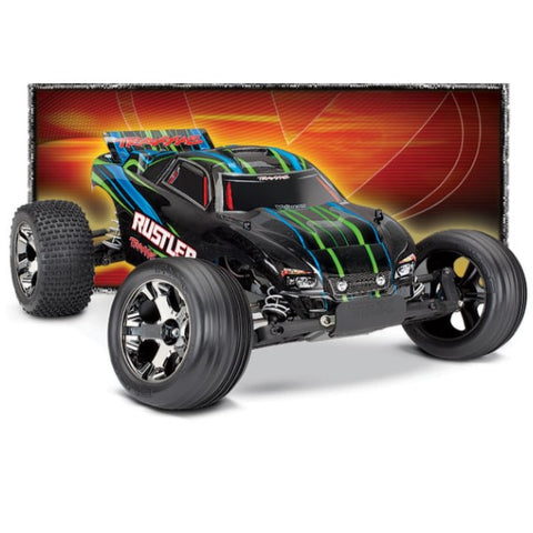1/10 Traxxas Rustler VXL - All Parts and Upgrades