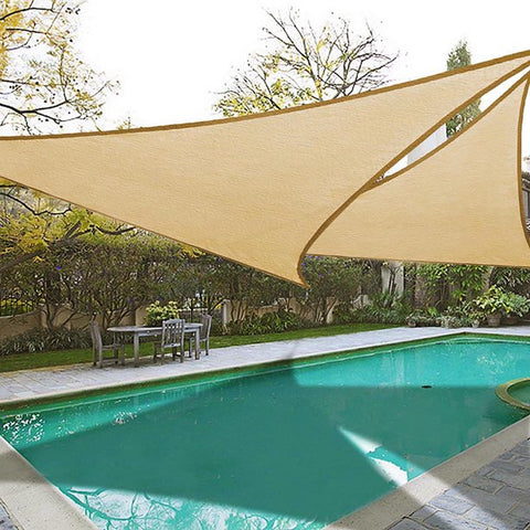 Shade Sails - Decrotive Shade Coverings
