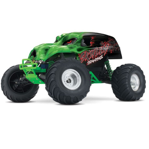 1/10 Traxxas 2wd Skully - All Parts and Upgrades