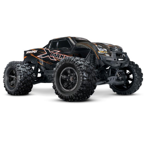 Traxxas X-Maxx - All Parts and Upgrades