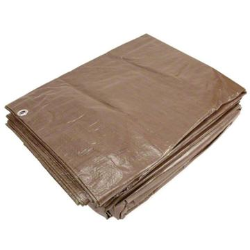 MD Brown Tarps