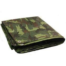 MD Green Camo Tarps
