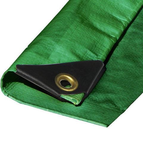 HD Green Tarps