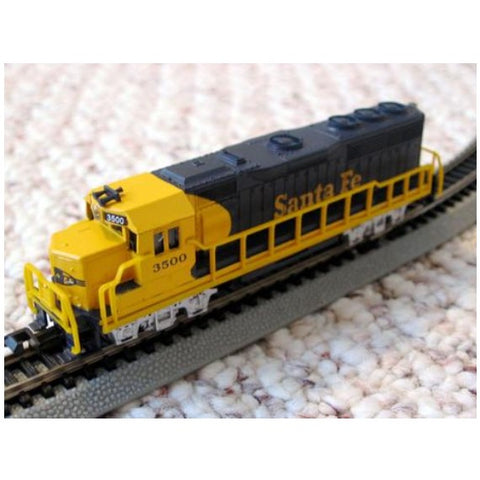 N Scale Locomotives
