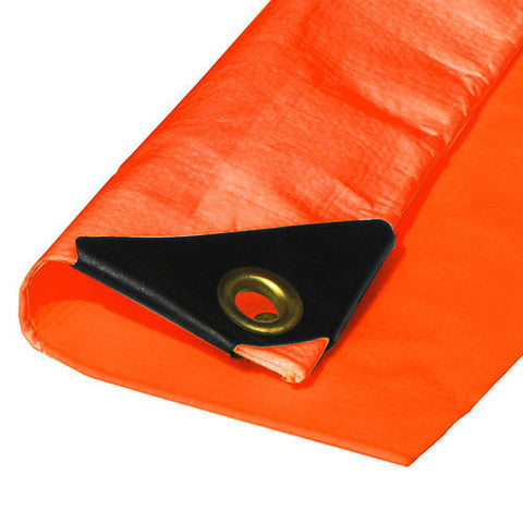 HD Orange Tarps
