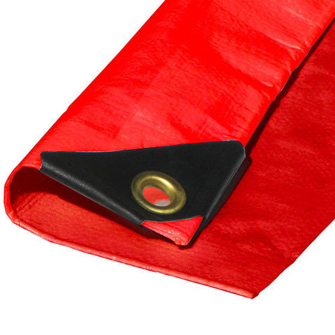 HD Red Tarps