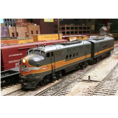 S Scale Trains