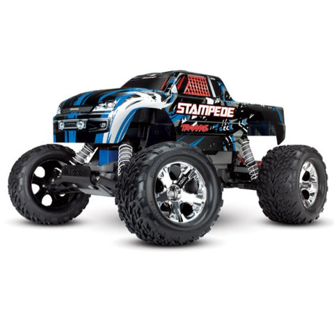 1/10 Traxxas 2wd Stampede - All Parts and Upgrades