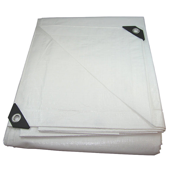 HD White Tarps