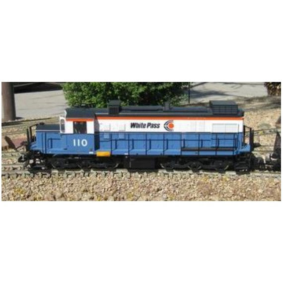 G & F Scale Trains