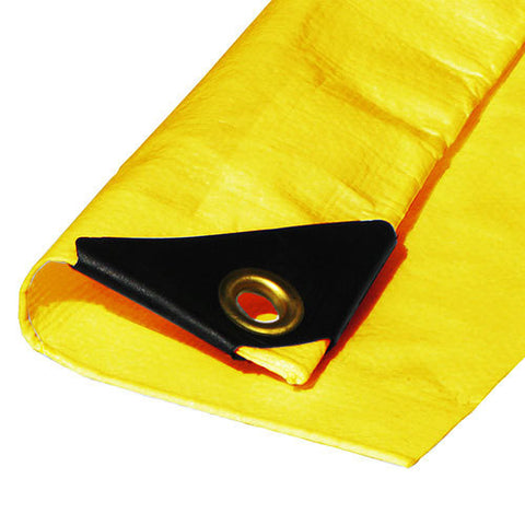 HD Yellow Tarps