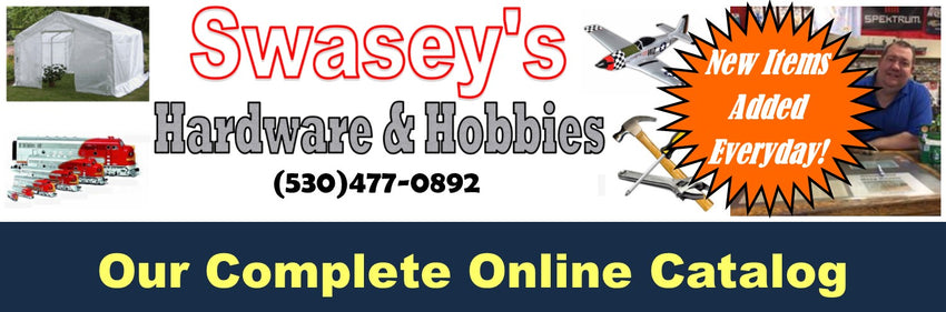 Swasey's Hardware & Hobbies