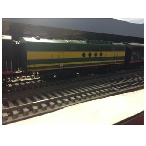 Mark Swasey (1/32 scale slot cars and O/On3 scale trains