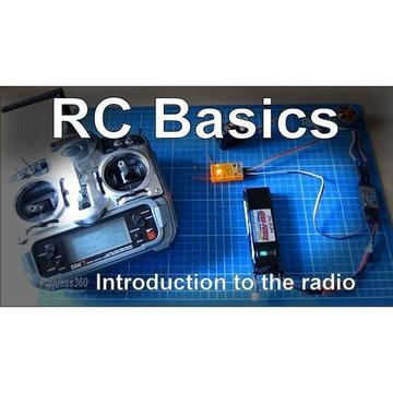 Basic's of RC Video's