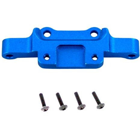 08040B Aluminum Front Upper Suspension Arm Mount (Blue)